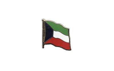 Bandiera Kuwait spilla - Ornato Spilla Pin