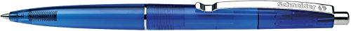 Schneider Schreibgeräte Kugelschreiber K 20 Icy Colours, M, blau, Schaftfarbe: blau transparent