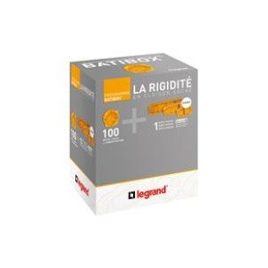LEGRAND - DISTR BATIBOX CL SECHES P40MM LEGRAND 080004 - LEG-080004