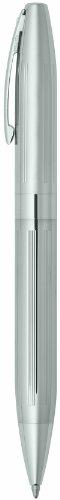 Get Sheaffer Legacy Heritage Ballpoint Pen Deep Cut Straight-line Chase Palladium Plate featuring Palladium Plate Trim Reviews