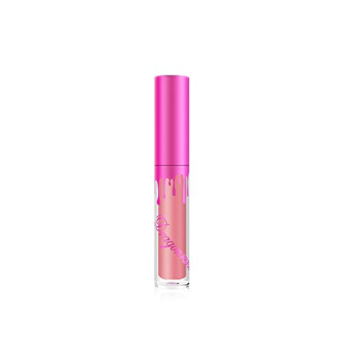 DEELIN Schönheit der Frauen Wasserdichte langlebige Lippenflüssiger...