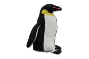 "NICK NACK Nick Nack Penguin 14"" Soft Stuffed Toys In Black/White"