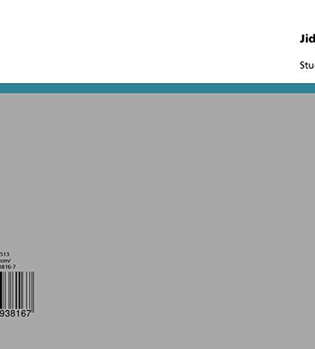 Jiddisch - Das Jüdischdeutsche