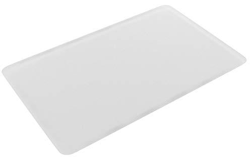 KAISER PLASTIC® ECO Bodenschutzmatte | 75 x 120 cm | Hartboden | Made-In-Germany