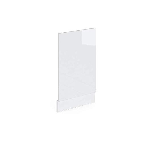 Vicco Küchenschrank Hängeschrank Unterschrank Küchenschränke Küchenunterschrank Arbeitsplatte, Möbel verfügbar in anthrazit und weiß (weiß ohne Arbeitsplatte, Geschirrspülerblende 45 cm)