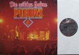 Die wilden Jahre / PUHDYS 4 / Bildhülle / HANSA # 25 877