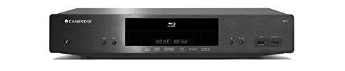 Cambridge Audio CXU reproductor de Blu-Ray - Unidad de Blu-ray (1.4a, BD, BD-R, BD-RE, CD, CD-R, CD-RW, DVD, DVD+R, DVD+R DL, DVD+RW, DVD-R, DVD-R DL, DVD-ROM, DVD-RW, 802.11b, 802.11g, 802.11n, Blu-Ray video, CD audio, DVD-Audio, DVD-Video, SACD, Reproductor de Blu-Ray, Negro)