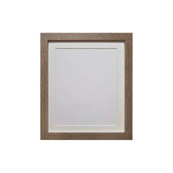 Black Mount A1 Image Size A2 Plastic Glass ivoire noire gris clair et gris fonc/é Frames by Post Cadre photo couleur en bois vintage H7 avec monture blanche rose Plastique bleue