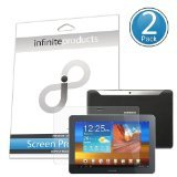 Infinite Produkte vectorguard Display Schutz Folie für Samsung Galaxy Tab 10.1-2 Pack (gt10-sp-2 C)
