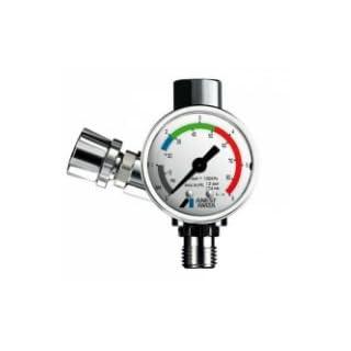 ANEST IWATA Manometer Air Regulator for Paint Stolen AFV 1