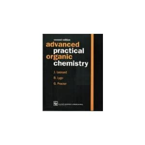 Download Free Advanced Practical Organic Chemistry Online Book PDF