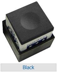 Box von 12Silver Cup Billardkreide schwarz Kreiden