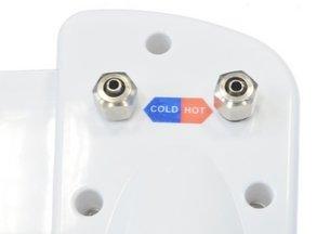 Bidet-Aufsatz Premium Dusch WC Bidet, Taharet, für Intimpflege Qualität von Schataf