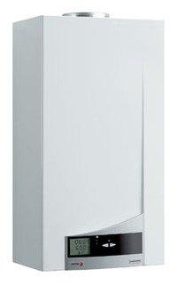 Fagor THERMOST-11 N calentadory - Hervidor de agua (Vertical, Depósito (almacenamiento de agua), Interior/exterior, Gas natural, propano/butano, Blanco, G 3/4)