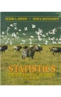 Statistics: Principles and Methods (Wiley Series in Probability & Statistics)