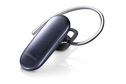 Samsung BHM3300ELECXEG Bluetooth Headset (micro-USB) blau