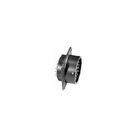 Amphenol Industrie–71570126–DS0Kp Zirkular Anschluss Pin, allgemeine Pflicht, keine Umwelt-, Bajonett Kupplung, PCB Kündigung, Box, Behälter 18–32einsatzanordnung, 18Fall Größe, 32Kontakte