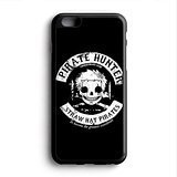 VC76 - Varisca - Pirate Hunters One Piece iPhone 6 Case Rubber Frame Black Fit For iPhone 6