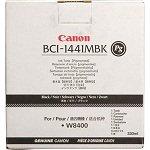 Canon BJ-W 8400 P - Original Canon / 0174B001 / BCI-1441MBK / BJ-W8400P / Tinte matt Black - 330 ml