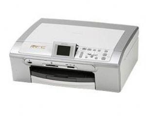 Brother-DCP-357C-Tintenstrahl-Multifunktionsgert-Drucker-Scanner-Kopierer-mit-LCD-Farbdisplay