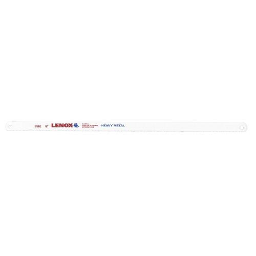 10 lames de scies à métaux LENOX - 20145-V224HE - Métaux Médium