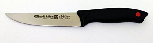 Delice Cuchillo Cocina Verduras 14cm Quttin Delice Mango ABS +TPR