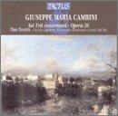Trios Concertanti [6] Op.26
