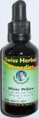 Swiss Herbal Remedies saule blanc teinture, 50 ml
