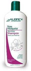 Aubrey Rosa Mosqueta Kräutershampoo 325ml - Aubrey Bio-shampoo
