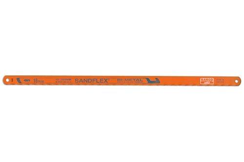 CONNECT - 32402 BAHCO SANDFLEX HOJA DE SIERRA PARA METALES 32TPI CAJA 100