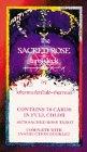 Jeu de cartes - Divinatoires - Sacred Rose Tarot Deck