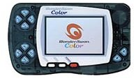 WonderSwan Color Crystal Black Handheld Console (Japanese Import Video Game S... (japan import)