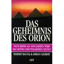 Das Geheimnis des Orion