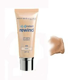 Instant Rewind by Maybelline Anti Ageing Foundation 30ml Cameo SPF18