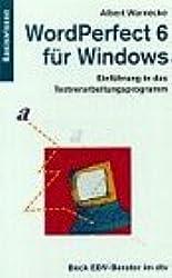 WordPerfect 6 für Windows