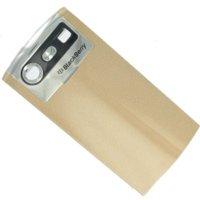 BlackBerry Batterie Door für 8120 und 8130, gold