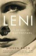Leni: The Life and Work of Leni Riefenstahl by Steven Bach (2008-02-12)