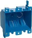 Price comparison product image Carlon Lamson & Sessons B225R-UPC Two Gang Old Work Box