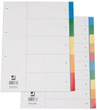 Register PP 29,7x23cm 10-fbg 10Bl