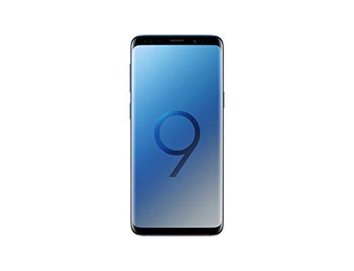 "Samsung Galaxy S9 Smartphone, Polaris Blue, Display 5.8"", 64 GB Espandibili, Dual SIM [Versione Italiana]"