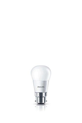 Philips Ampoule LED B22, 5,5W Équivalent 40W, Blanc Chaud