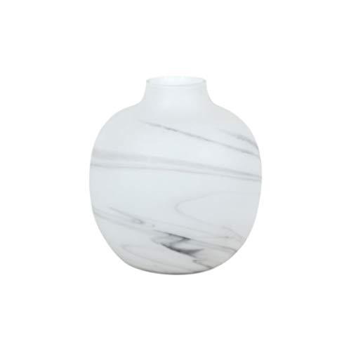 Vidal Regalos Keramikvase, Weiss, 28 cm