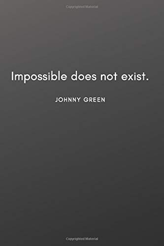 Impossible does not exist: Motiv...
