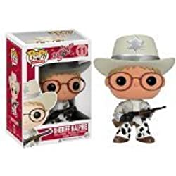 "A Christmas Story Pop Movies 3.75"" Vinyl Figure: Sheriff Ralphie"