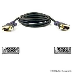 Belkin Gold-Version Monitor VGA Kabel 3,0 m Belkin Gold Series Audio