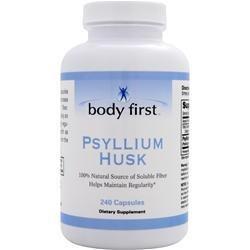 Psyllium Husk 240 caps from BODY FIRST