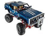 LEGO Technic 4x4 Crawler Exclusive Edition Set 41999 best price on Amazon @ Rs. 52126