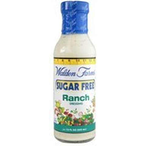 Walden Farms Sugar Free Ranch Salad Dressing by Walden Farms