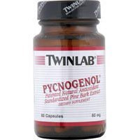Twinlab, Pycnogenol, 60 Capsules