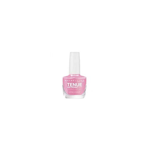 Butyl-alkohol (GEMEY MAYBELINE - Vernis à ongles - TENUE AND STRONG PRO - 120 FLUSHED PINK)
